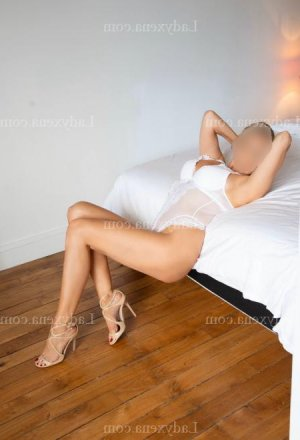 Giannina lovesita escort girl à Moissac